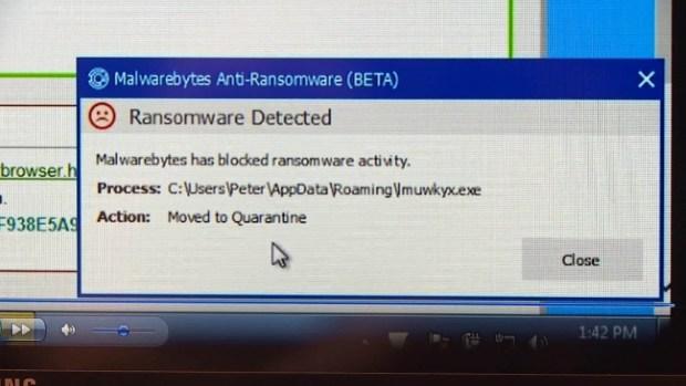 Ransomware attacks target schools and hospitals