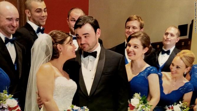 browne thursday wedding