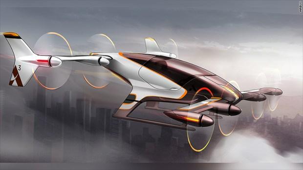 airbus flying car 4