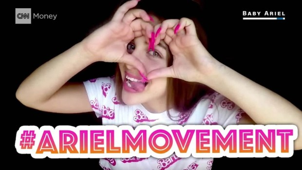 Inside the life of Musical.ly star Baby Ariel