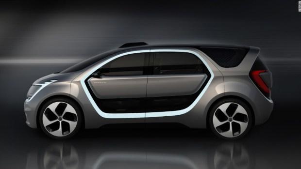 Chrysler unveils minivan for Millennials