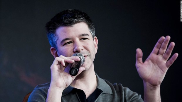 Uber CEO apologizes after abusive rant caught on video