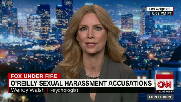 O'Reilly accuser: I'm not after money