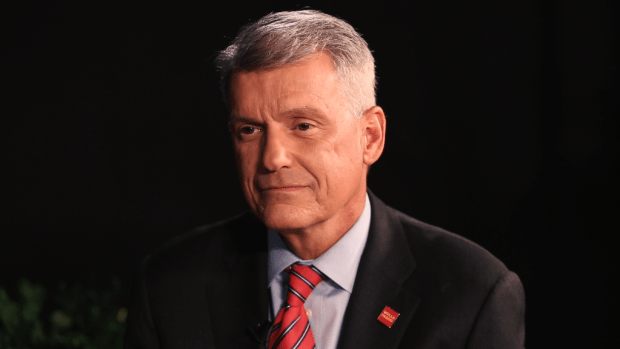 Wells Fargo CEO: We must get back America's trust