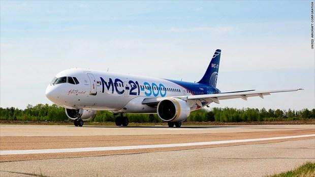 united aircraft corporation irkut mc 21