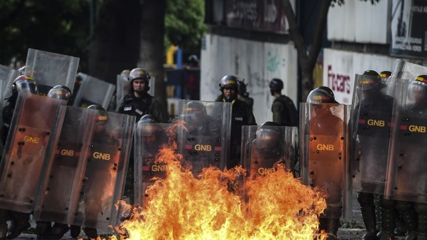 Why Venezuela is in crisis