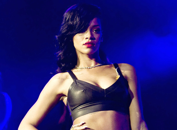 Rihanna, 777 tour, El Plaza Condesa, Mexico City, Mexico