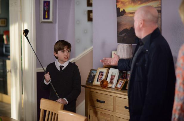 Bobby threatens Phil