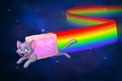 [Image - 193195] | Nyan Cat / Pop Tart Cat | Know Your Meme