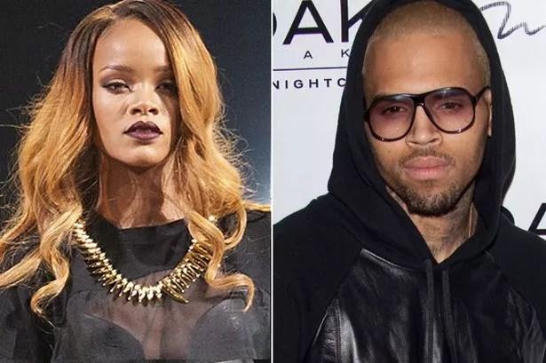 Rihanna and Chris: battle of tweets