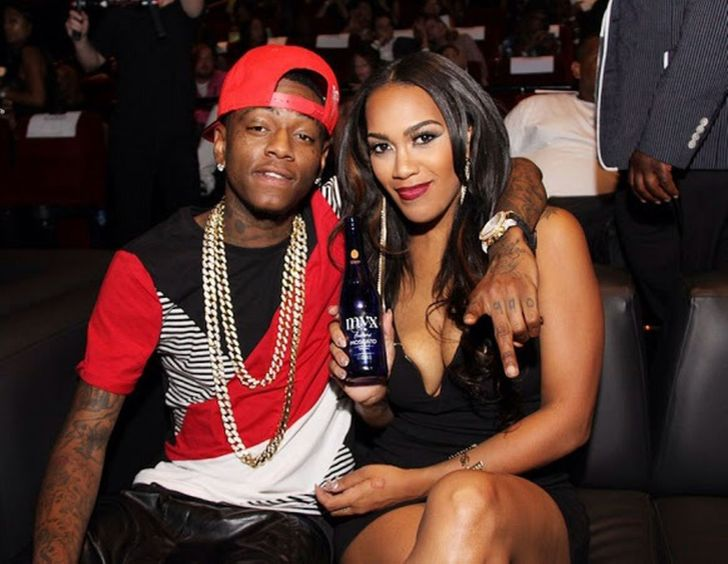 Nia Riley and Souljaboy