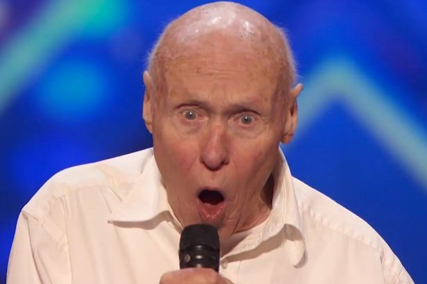 82-year-old John Hetlinger on America's Got Talent