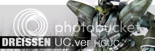dreissen UC ver, hangar-mk, site hmk, mecha+, plamo, gunpla, gundam