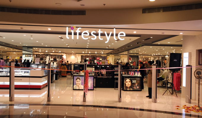 Lifestyle launches 28,000 sq ft store at Forum Rangoli ...