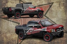 rigidsilverado4 Rigid Industries and Chevrolet Team Up for 2011 SEMA Show