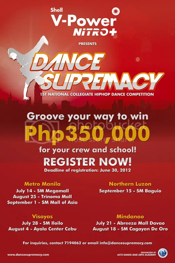 dance supremacy