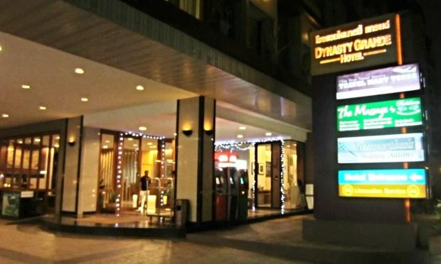 Bangkok budget hotels