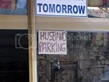 Husband Parking