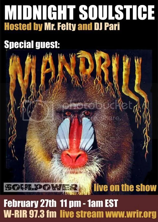 Midnight Soulstice: Tribute to MANDRILL