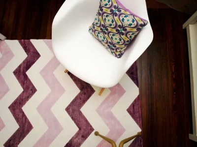 The Estate of Things chooses Little Green Notebook blog DIY rug