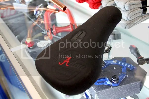 BMX seat