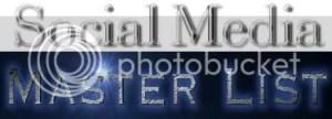 Social Media Master List