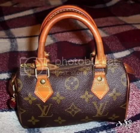 Louis Vuitton Monogram Mini HL with Full Patina