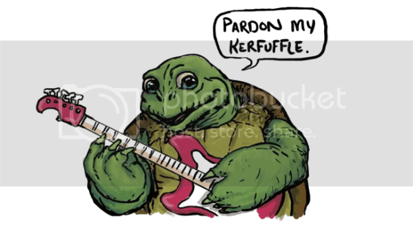 turtle kerfuffle interesting times