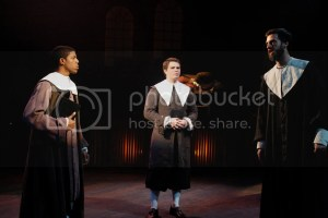 the crucible opera no business like showbusiness nichols theatre 