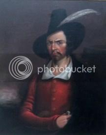 Jean Lafitte historic portrait