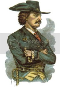 Jean Lafitte 1873 from the Battle of New Orleans