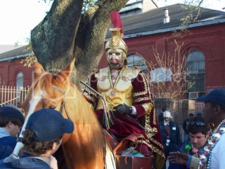 Krewe of Bacchus New Orleans