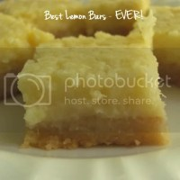 Best Lemon Bars - EVER!