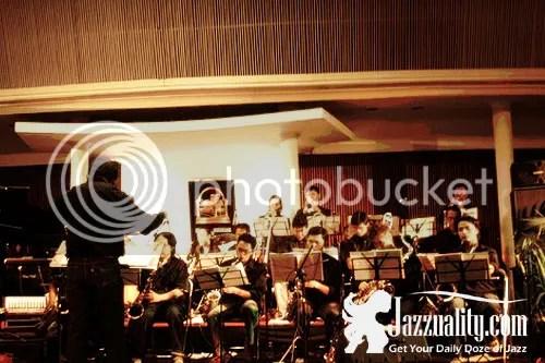 salamander big band, jazzuality