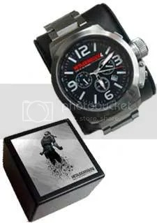 Relógio do Metal Gear Solid 4