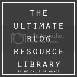 The Ultimate Blog Resource Library