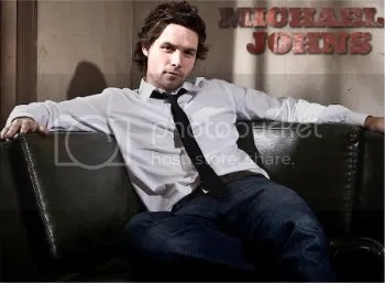 Michael Johns MySpace Pic