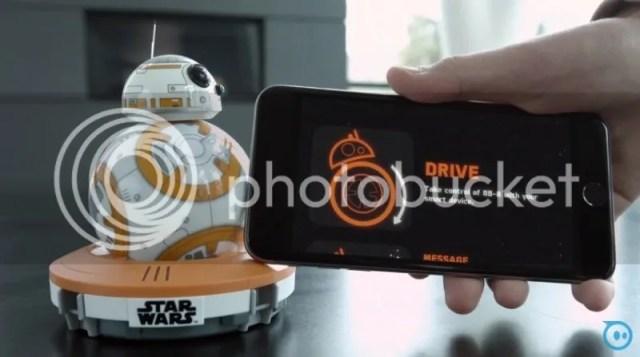 BB-8 Droid Star Wars  Robot Mainan Tercanggih Saat ini!  9942f8c61f