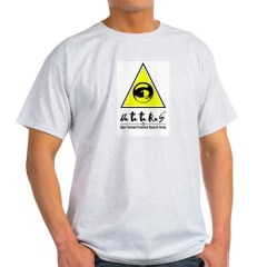 UPPRS Ash Grey T-Shirt