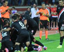 Video: Balıkesirspor vs Galatasaray