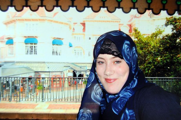 """Empty in confidence"": Samantha Lewthwaite"