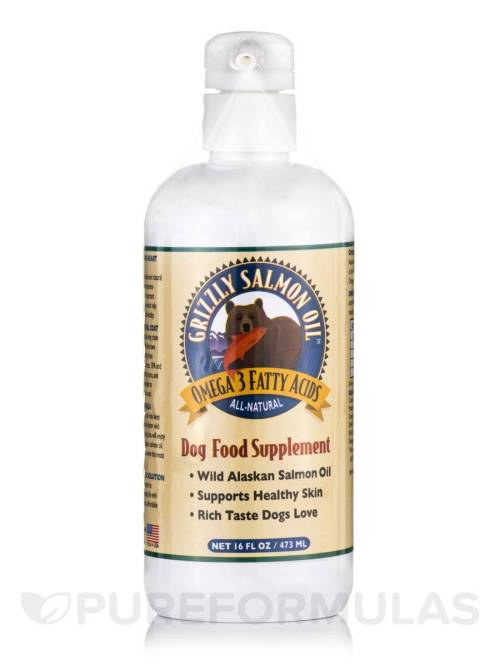 Medium Of Salmon Oil For Dogs