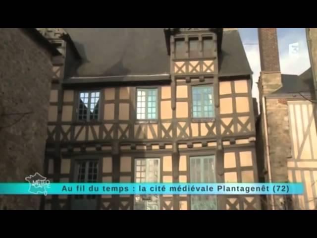 La cité Plantagênet, le plus vieux quartier du Mans