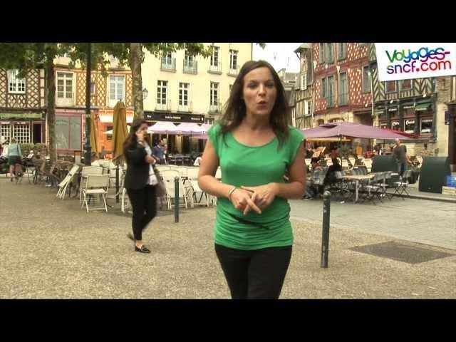 Rennes : visite et balade