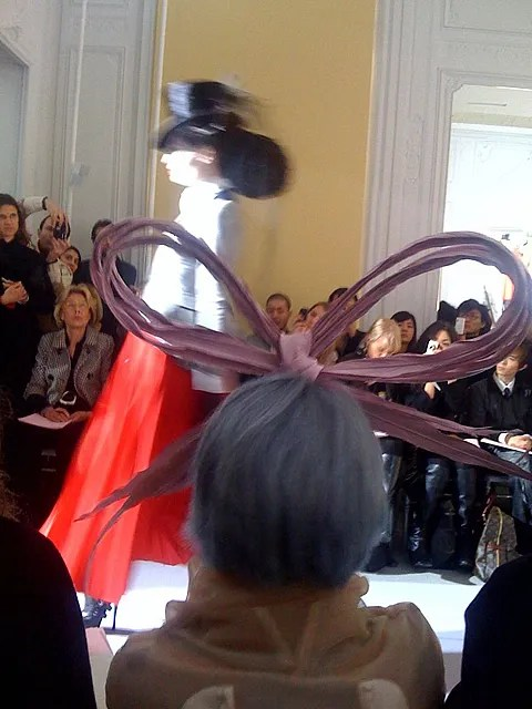 Christian Dior Spring Summer 2010 Haute Couture