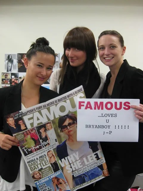 Famous Weekly Magazine Australia