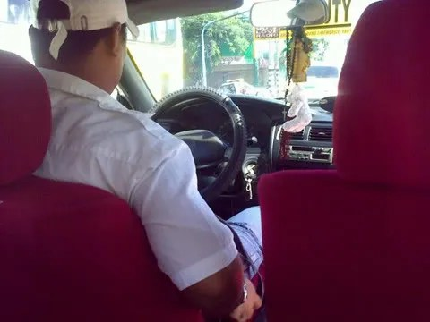Katrina Halili Hayden Kho scandal;photo of a taxi driver
