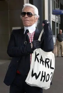 Karl Who Bag