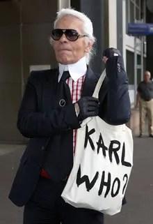 Karl Who Bag
