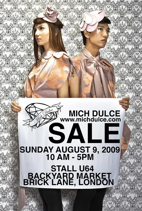 Mich DUlce London Sale